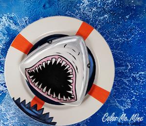 Glendale, CA Shark Attack!