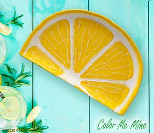 Glendale, CA Lemon Wedge