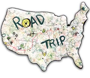 Glendale, CA Family Road Trip!